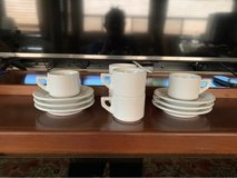 12pc Italian Espresso Set in Beale AFB, California