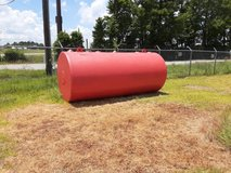 fuel storage tank in Pearland, Texas