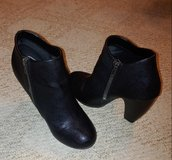 Cato Black Boots - Size9? in Beaufort, South Carolina