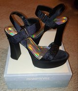 MainFrame Black Heels - Size 8.5 in Beaufort, South Carolina