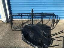 Auto Cargo Carrier with case in Fort Campbell, Kentucky