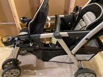 Chicco Double Stroller in Naperville, Illinois