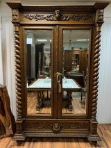 Mirror - Schrank Style Louis XIII in Spangdahlem, Germany