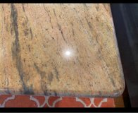 granite coffee table in Schaumburg, Illinois