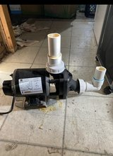 EMERSON S55NXPNE -7676 -pump motor for jacuzzi in Schaumburg, Illinois