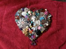 Jewelry heart wall hanging in Colorado Springs, Colorado