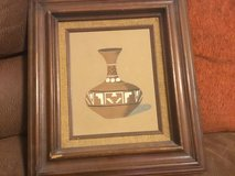 Framed Denally Sand Painting in Alamogordo, New Mexico