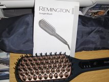 Remington straightening brush 2in1: straightening iron & hairbrush in Stuttgart, GE