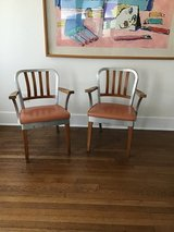 Two Shaw-Walker Chairs in Spring, Texas