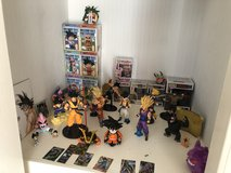 Full Dragon Ball collection in Okinawa, Japan