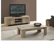 United Furniture - Elba TV Stand + Coffee Table including delivery in Stuttgart, GE