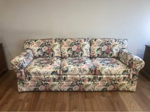 Vintage Chintz Sofa in St. Charles, Illinois