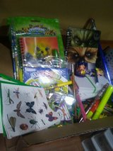 Bag of free misc kids stuff in Chicago, Illinois