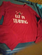 Cute size 5 holiday tee for girls in Yorkville, Illinois