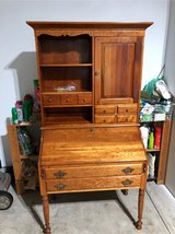 antique secretary desk in Chicago, Illinois