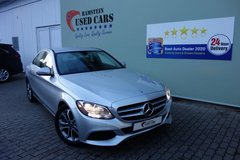 2017 Mercedes-Benz C300 Sedan with warranty in Grafenwoehr, GE