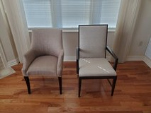 Walter E Smithe and Jessica Charles chairs in Bartlett, Illinois