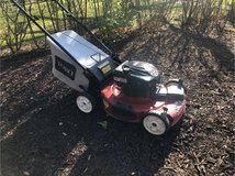 Toro Mower. self propelled.  works great!! in Chicago, Illinois