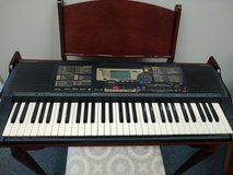 Yamaha PSR-225 Keyboard with Stand and Bench in Chicago, Illinois