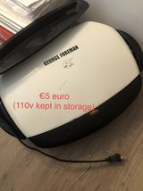110v George Foreman grill in Ramstein, Germany
