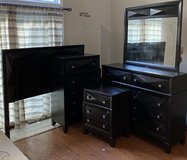 Bedroom Set- Mahogany in Wilmington, North Carolina