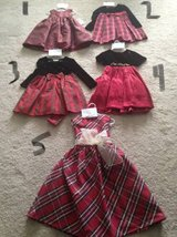 OBO Christmas Dresses for girls 4T &6X in Clarksville, Tennessee