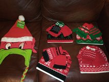 Christmas beanies in The Woodlands, Texas
