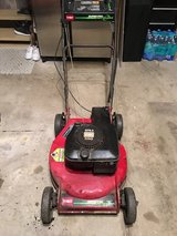 Toro rear wheel drive mower in Chicago, Illinois