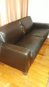 Leather Sofa in West Orange, New Jersey