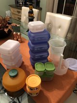 16 PCs of never used Tupperware in Fort Polk, Louisiana