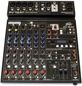 Peavey PV 10 AT 10 Channel Compact Mixer with Bluetooth and Antares Auto-Tune in Wiesbaden, GE