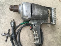 "Vintage 1/2"" Industrial Drill in Chicago, Illinois"