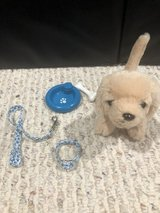 Doll dog set for American Girl dolls in St. Charles, Illinois