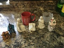 Assorted Christmas Decorations for $10 in Kingwood, Texas