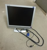 TFT monitor in Ramstein, Germany