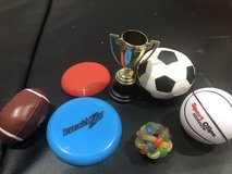 Doll sports accessories in St. Charles, Illinois