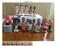 Sports bobble head collection: Bulls, Cubs, and more in Chicago, Illinois