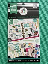 Creative 365 Planner Stickers NEW in Okinawa, Japan