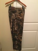 Men's Wrangler Pro Gear Camo Pants 38x32 in Cleveland, Texas