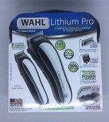Wahl Lithium Pro Cordless Hair Clippers and Trimmer New in Okinawa, Japan