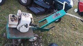 1970s Magna rototiller in Chicago, Illinois