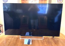 """60"""" SONY BRAVIA LED HIGH DEFINITION TELEVISION!  Perfect Condition! Beautiful Picture! in Beaufort, South Carolina"""