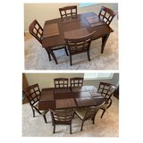 Dining Room Table and Chairs in Tacoma, Washington