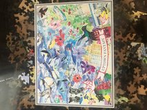 Rare Anthropologie Wooden Classic Puzzle by Liberty Puzzles in Elgin, Illinois