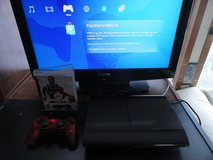 Sony Playstation 3 PS3 (500 Gig) Super Slim with Game in Camp Lejeune, North Carolina