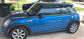 Mini Cooper S 2008 in Hohenfels, Germany
