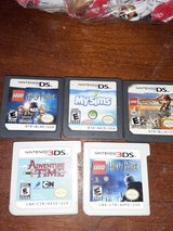 3DS Games in Cleveland, Texas