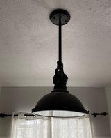 Farmhouse pendant light in Kingwood, Texas