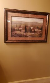 Tuscany scenery print in Kingwood, Texas