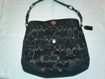 Black coach bag in Kingwood, Texas